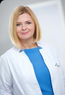 prof. dr hab. n. med. Aleksandra Lesiak